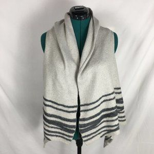 360 Sweater Open Sleeveless Cardigan